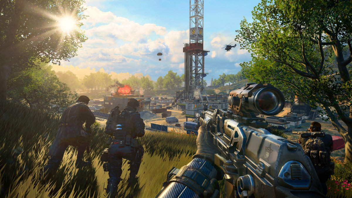 Related Image - Call Of Duty Black Ops 4 System Requirements , HD Wallpaper & Backgrounds