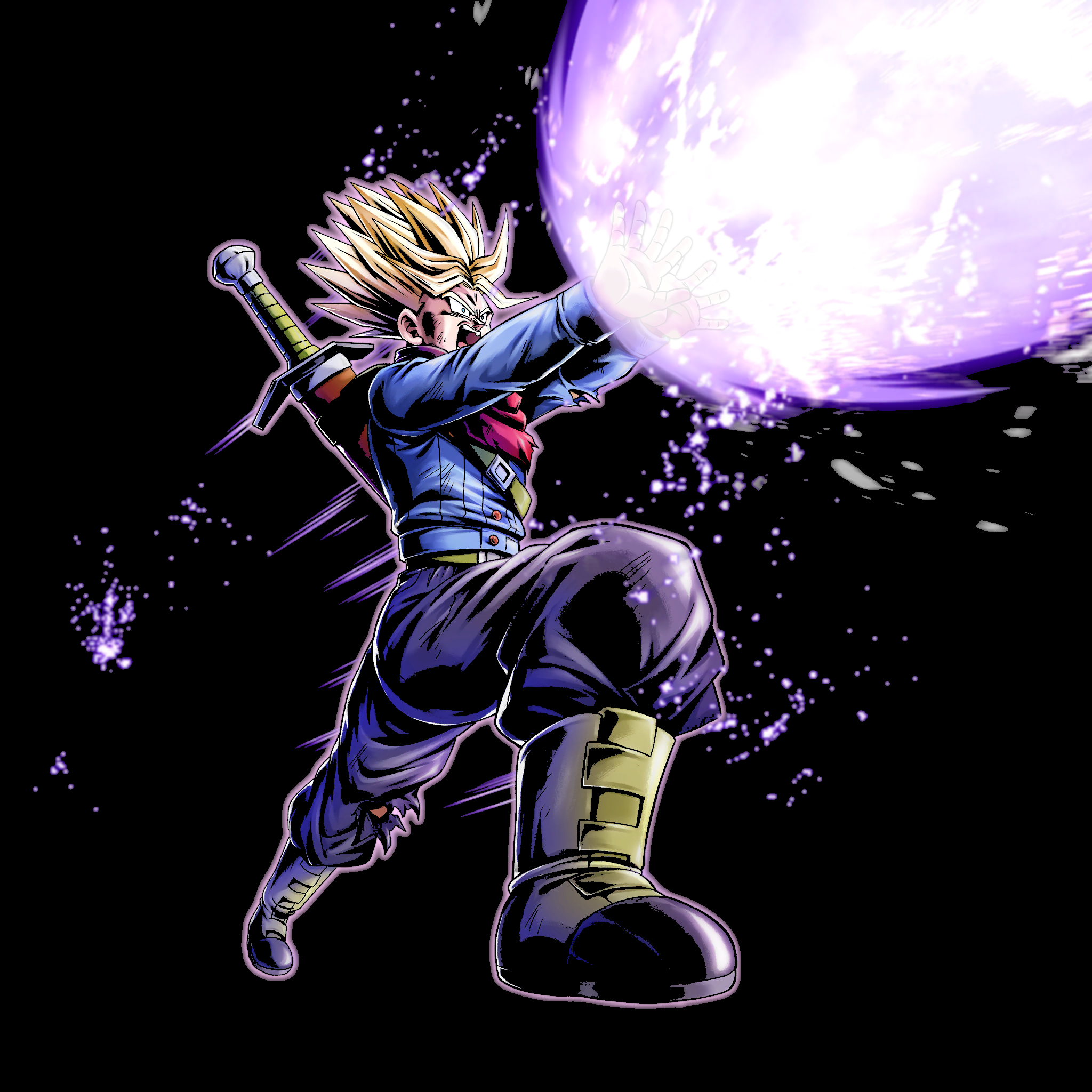 Trunks Super Saiyan Rage 2993643 Hd Wallpaper Backgrounds Download
