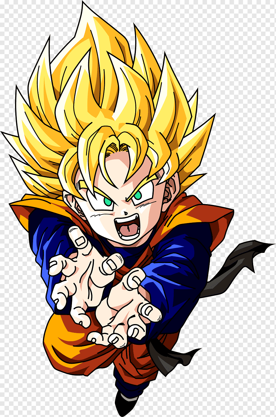 Goten Gohan Goku Vegeta Trunks Goku Computer Wallpaper Goten 2994560 Hd Wallpaper Backgrounds Download