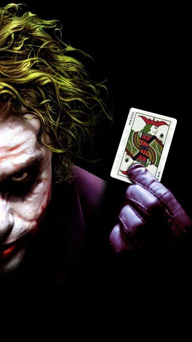 Joker Why So Serious - Iphone Hd Wallpaper Joker , HD Wallpaper & Backgrounds