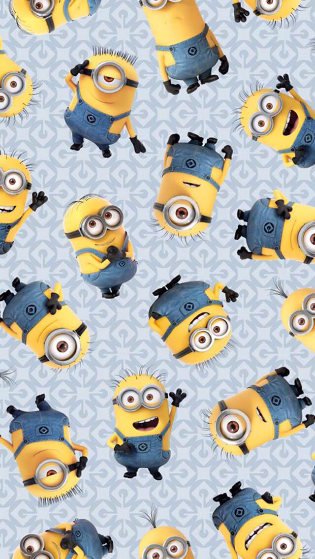 Minion Wallpaper Whatsapp Wallpaper Keren 30279 Hd