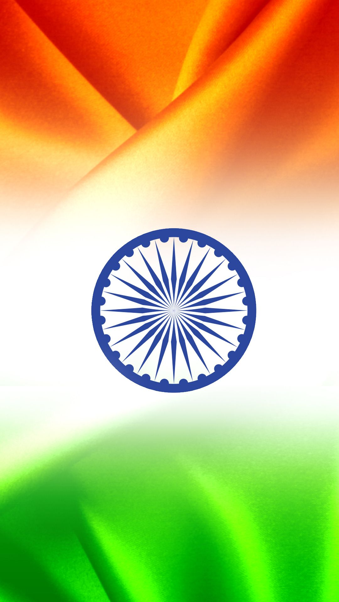 India Flag For Mobile Phone Wallpaper 11 Of 17 Tricolour - Indian Flag Wallpaper Hd , HD Wallpaper & Backgrounds