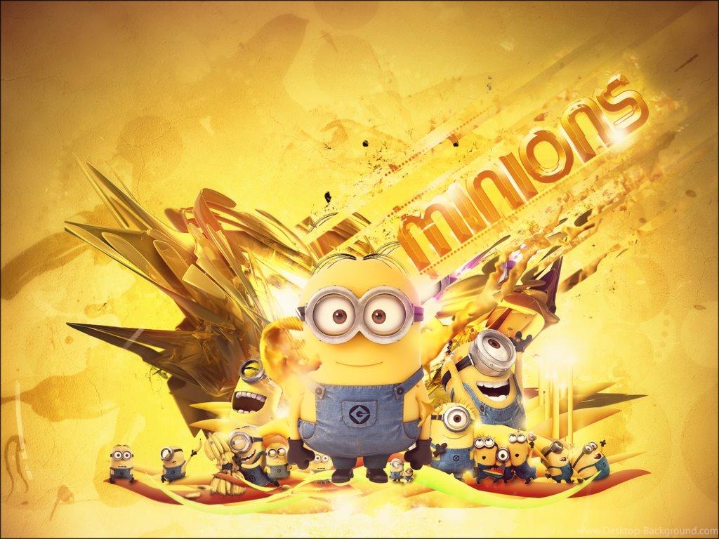 Minions, Despicable, Me, Minions, Wallpaper, Free ...