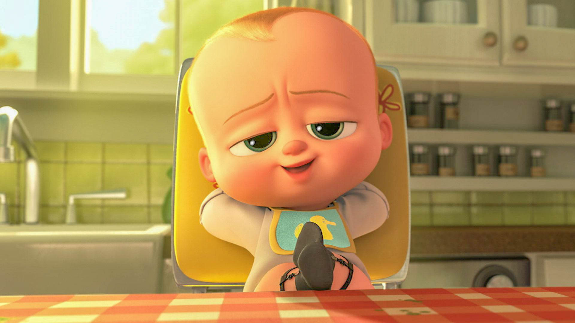 The Boss Baby High Resolution Wallpapers Boss Baby