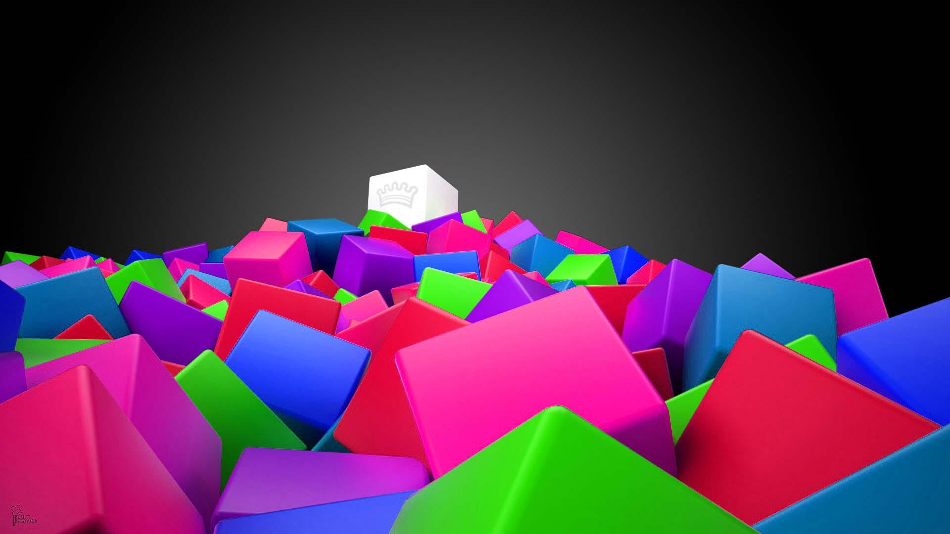 3 31465 3d colourful wallpaper background 3d