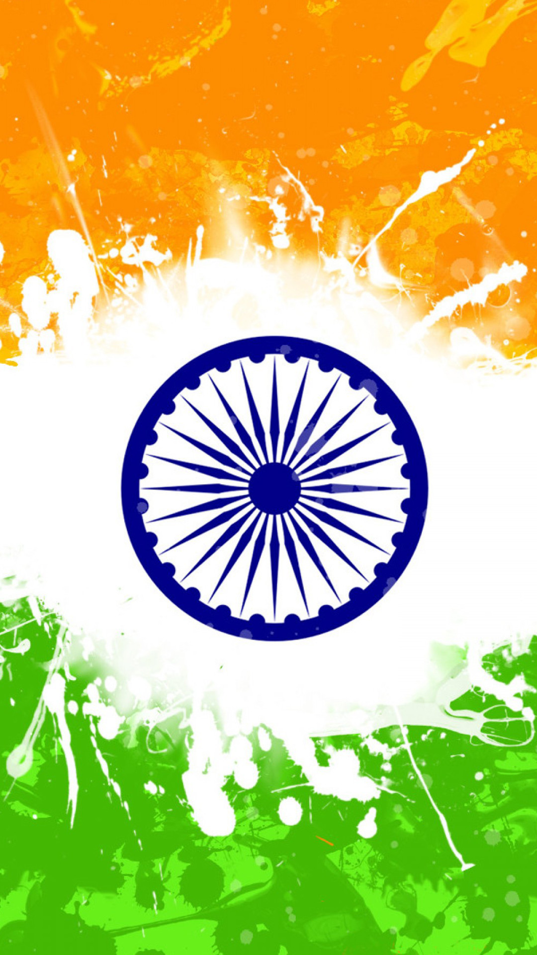 Indian Flag Hd Wallpapers - High Resolution India Flag , HD Wallpaper & Backgrounds