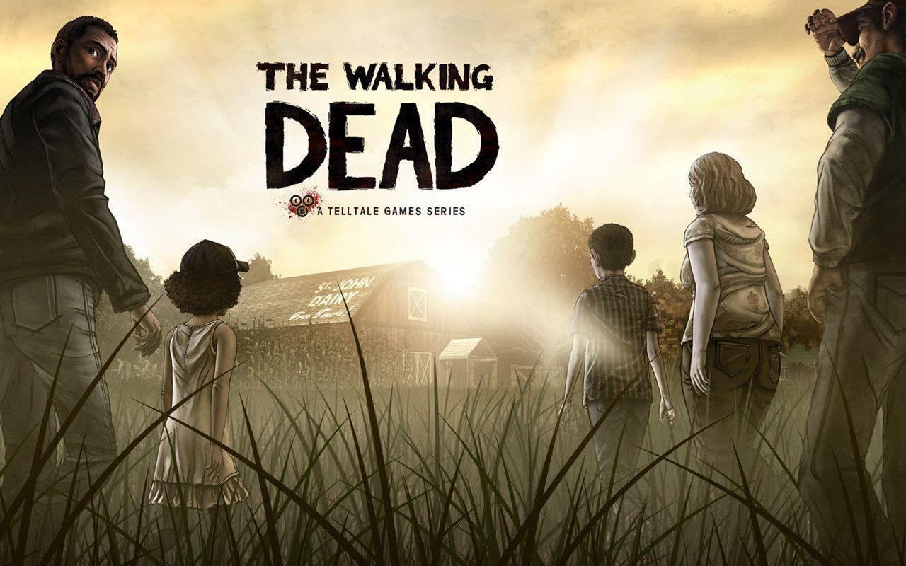 17 The Walking Dead Wallpapers - Walking Dead Season Clementine Fanfiction , HD Wallpaper & Backgrounds