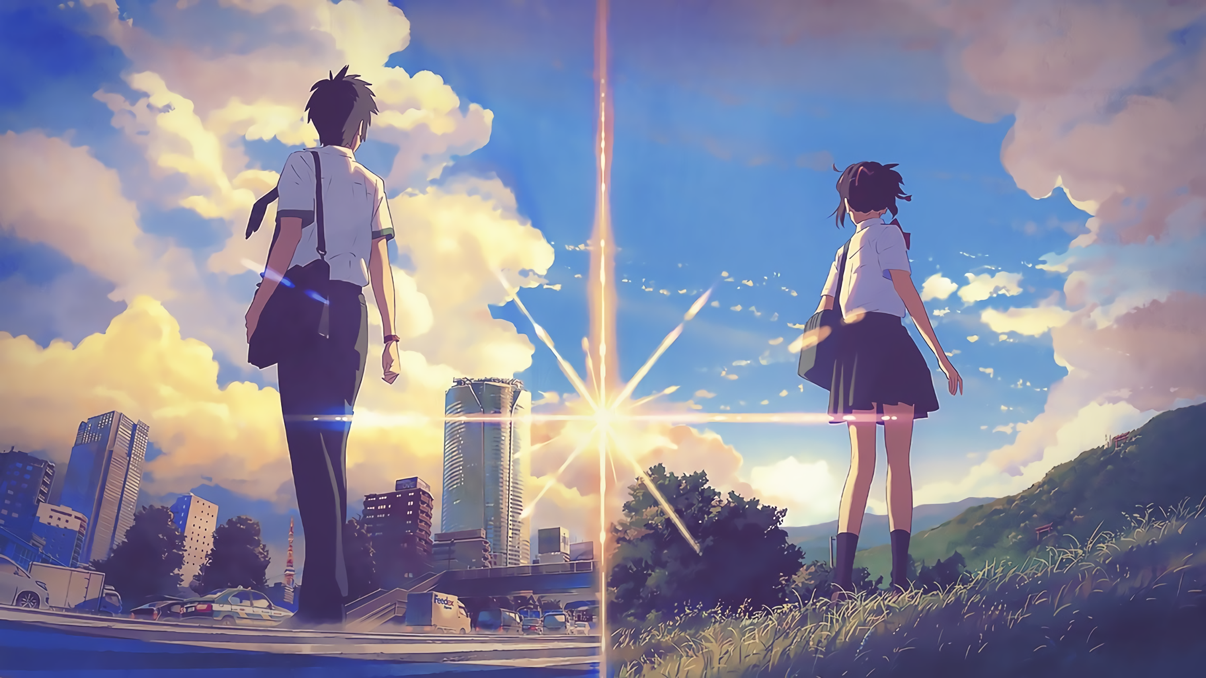 Jj Abrams Your Name , HD Wallpaper & Backgrounds