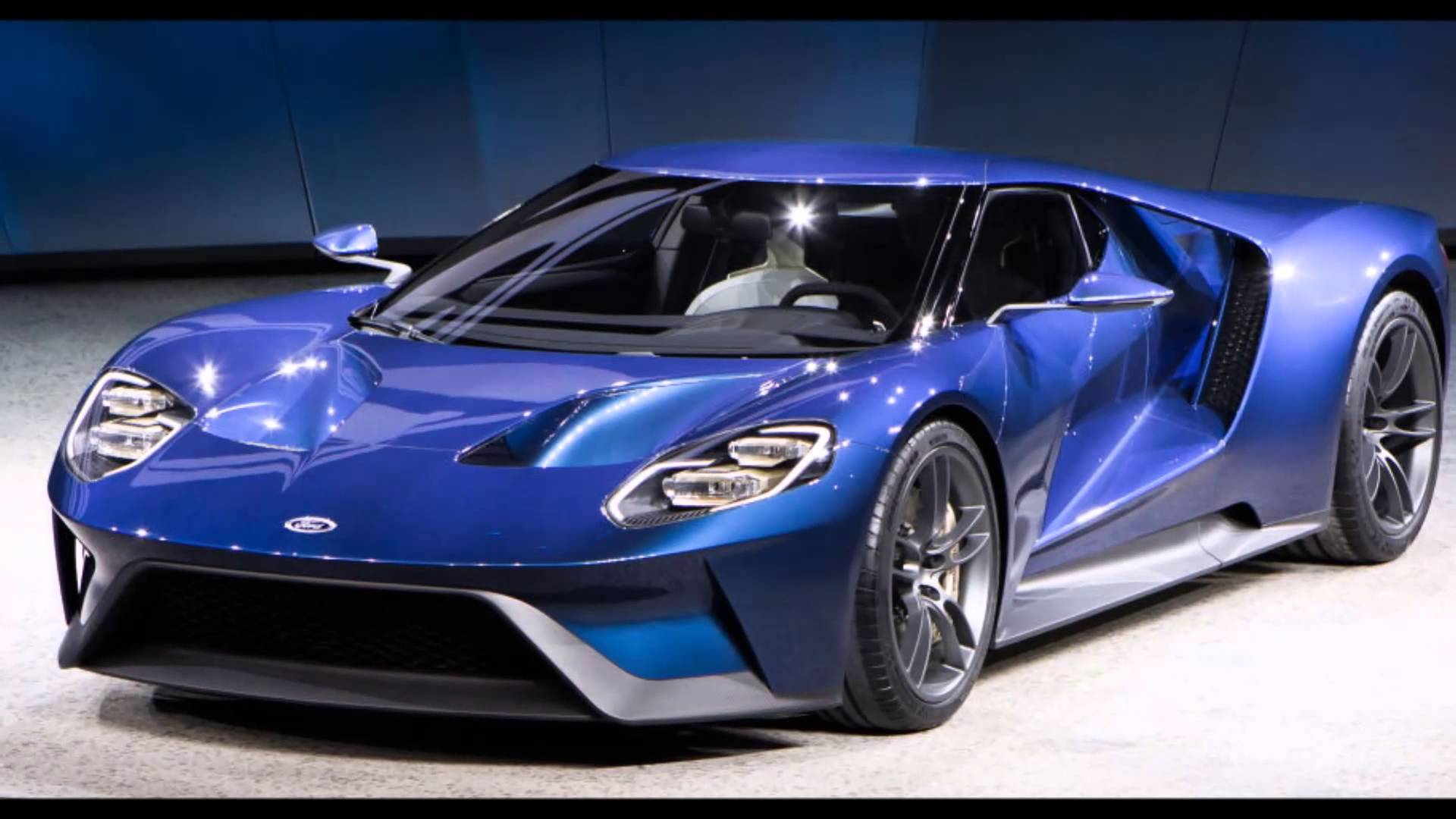 Ford Gt 2017 Wallpaper 2019 Ford Gt Blue 32297 Hd
