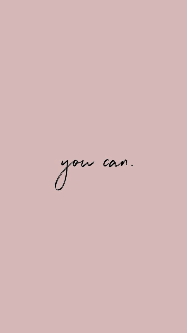 Insta And Pinterest @amymckeown5 - You Can , HD Wallpaper & Backgrounds