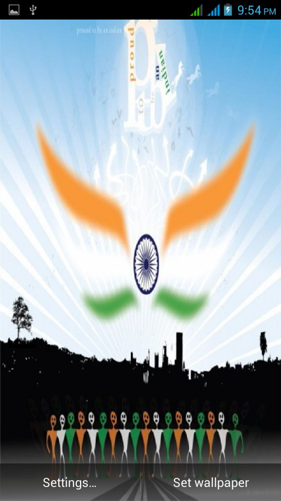 Indian Flag Wallpaper - Indian Flag Hd Live , HD Wallpaper & Backgrounds