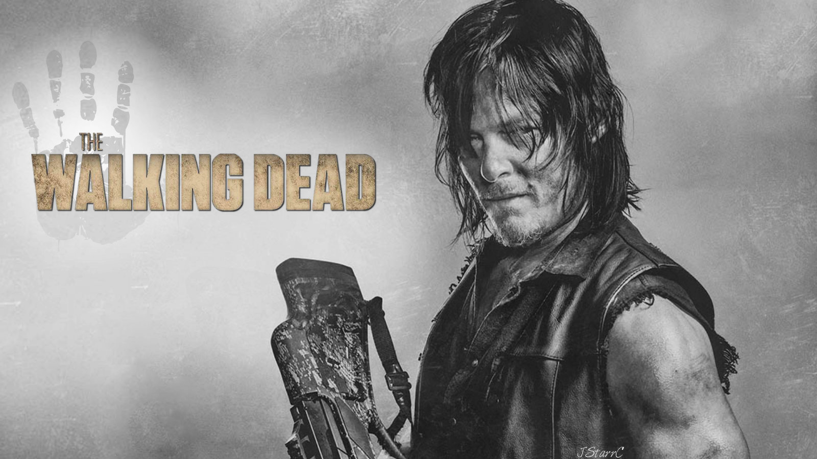 Daryl Dixon Walking Dead Hd Daryl 32524 Hd Wallpaper
