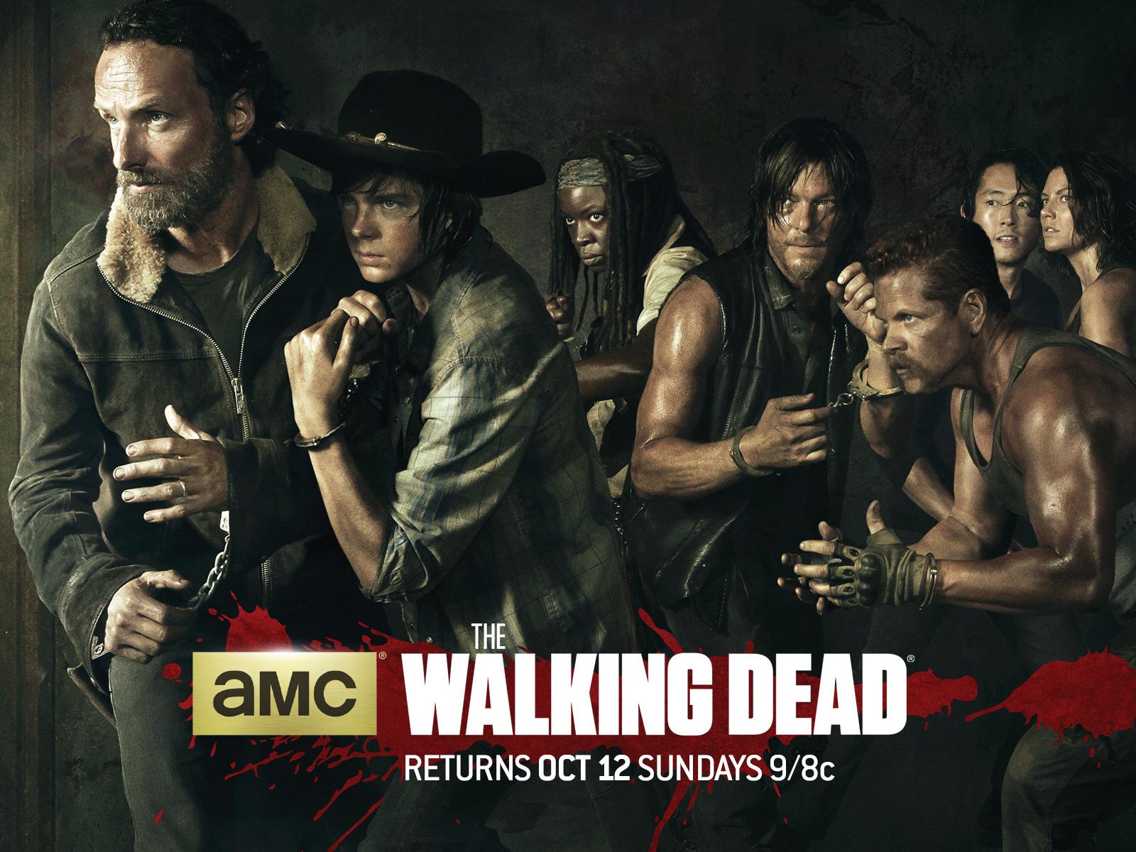 The Walking Dead Group Walking Dead Season 5 32728 Hd