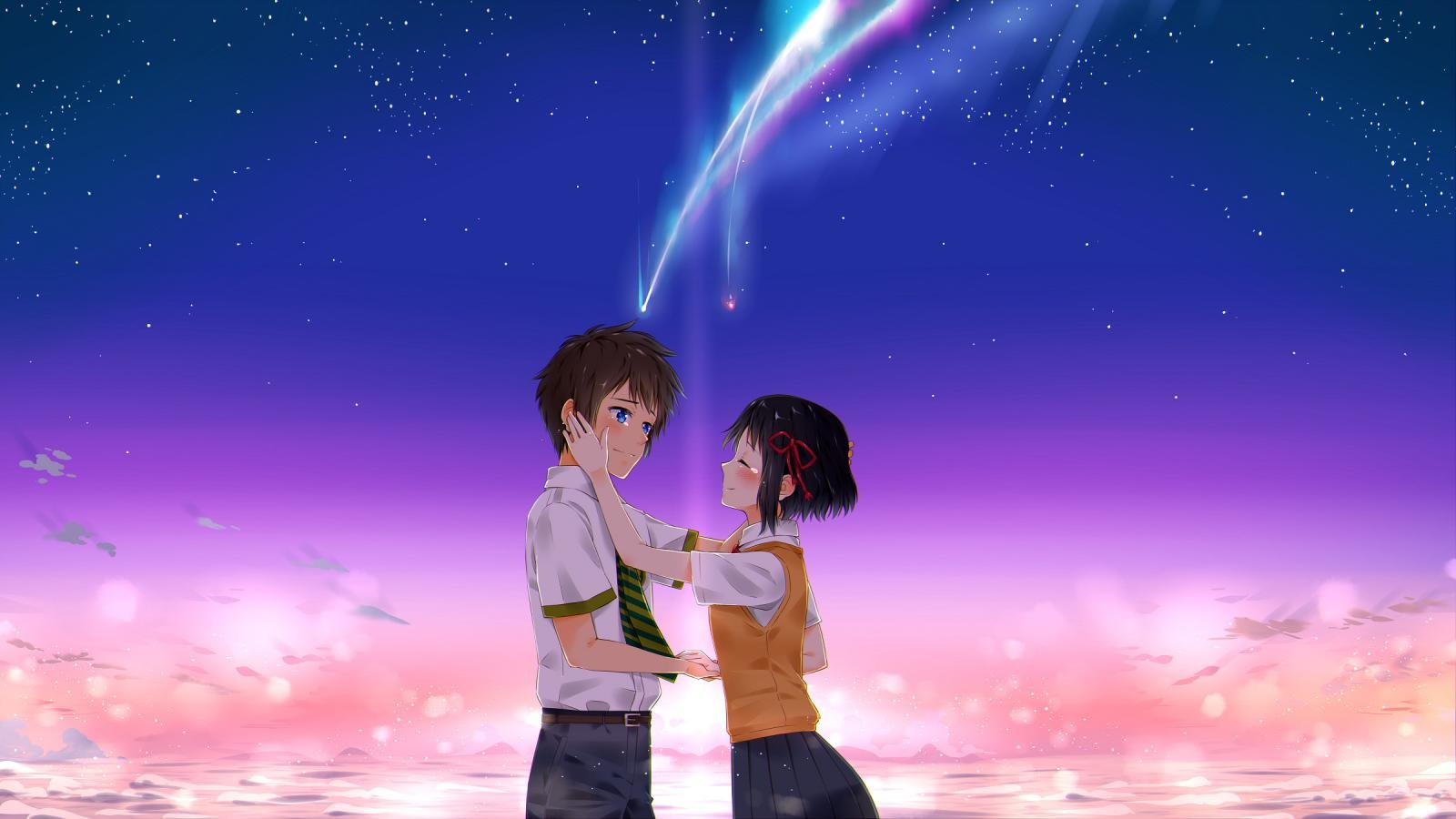 Your Name Wallpapers Desktop - Your Name , HD Wallpaper & Backgrounds