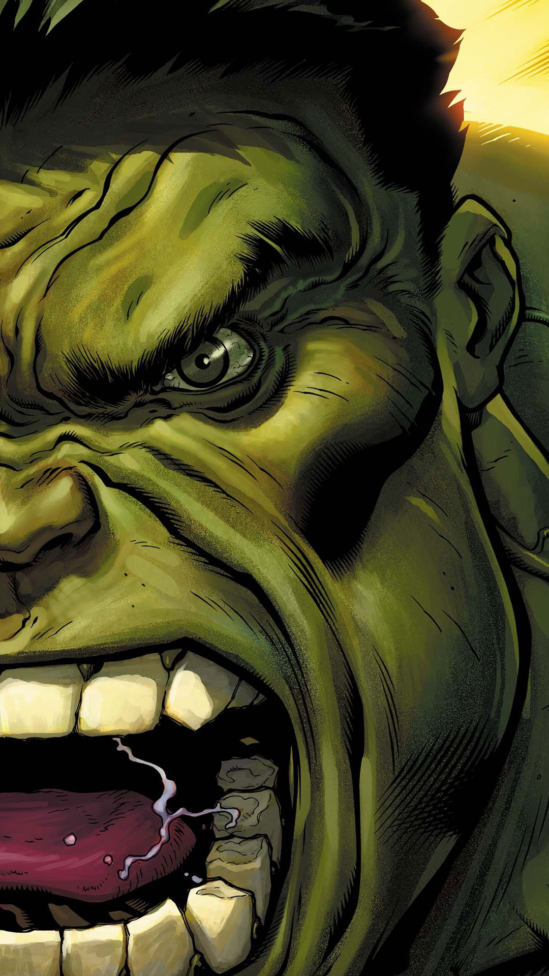 The Avengers Hulk Green Face Htc Hd Wallpaper 33107 Hd