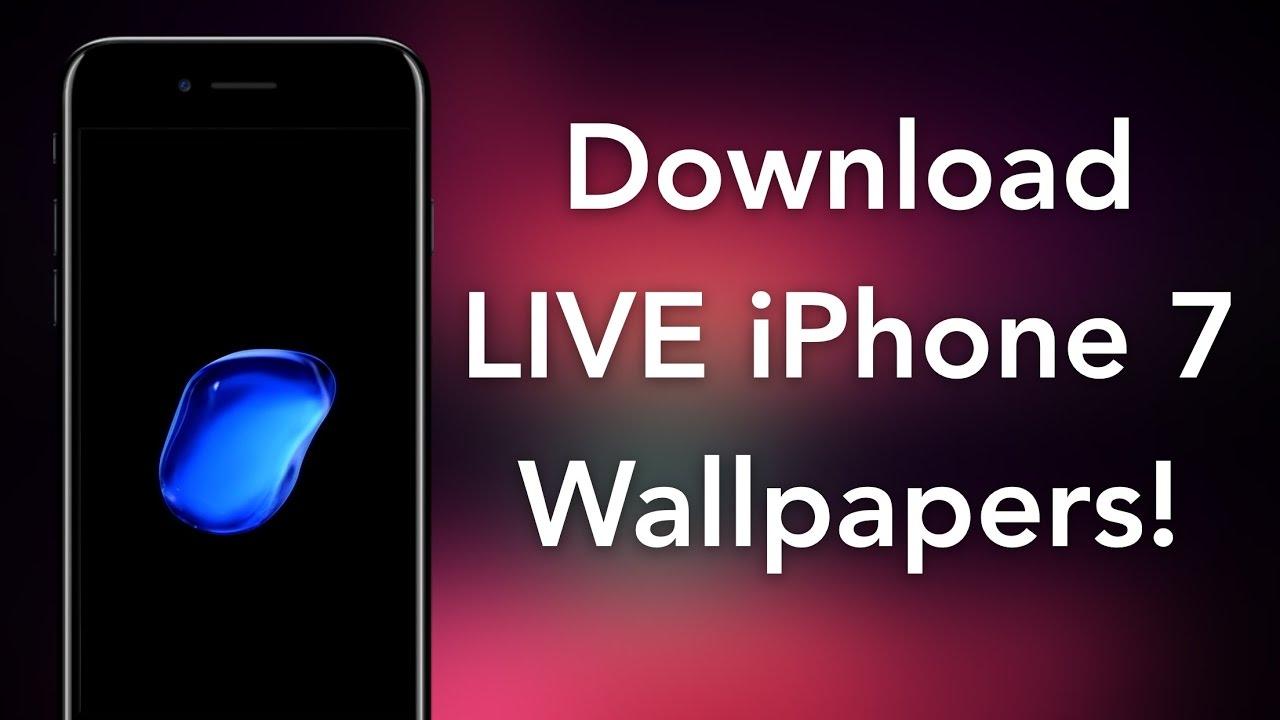 Live Photo Wallpaper Iphone 7 33229 Hd Wallpaper