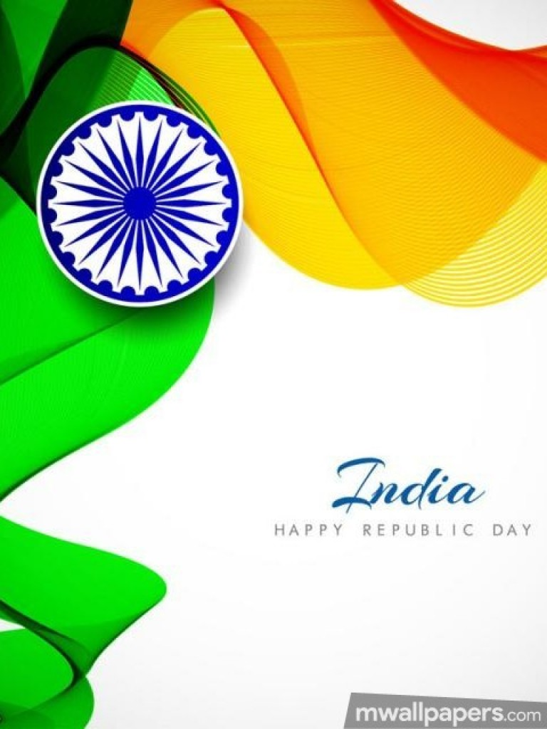 You Can Choose Your Mobile Phone Model Using The Menu - Happy Republic Day Background , HD Wallpaper & Backgrounds