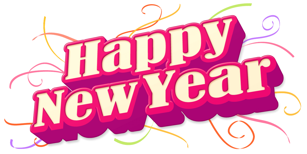Start Wishing Your Friends On Their Facebook And Whatsapp - Happy New Year Png , HD Wallpaper & Backgrounds