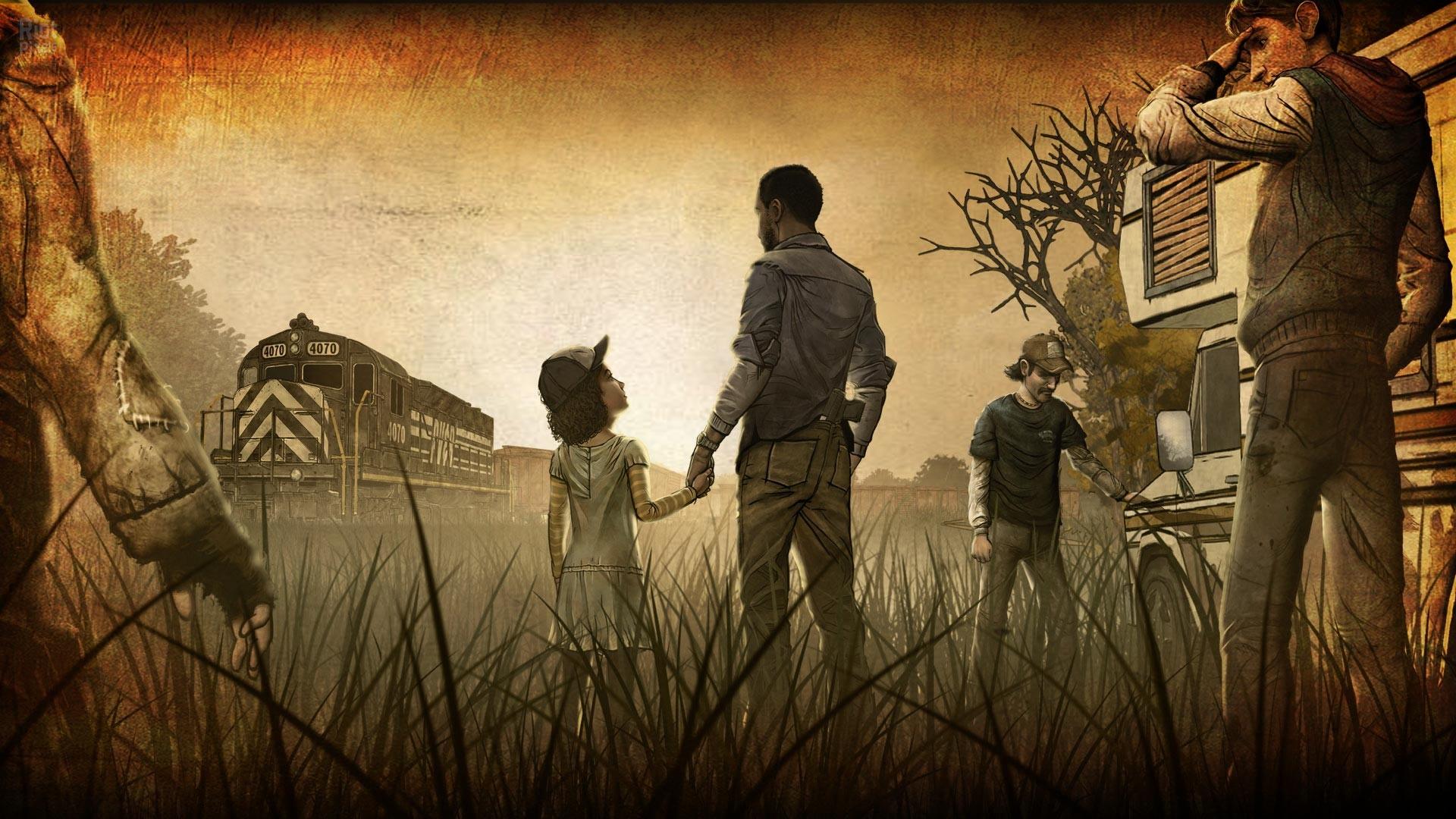 The Walking Dead Wallpaper Pc Desktop Px Walking Dead