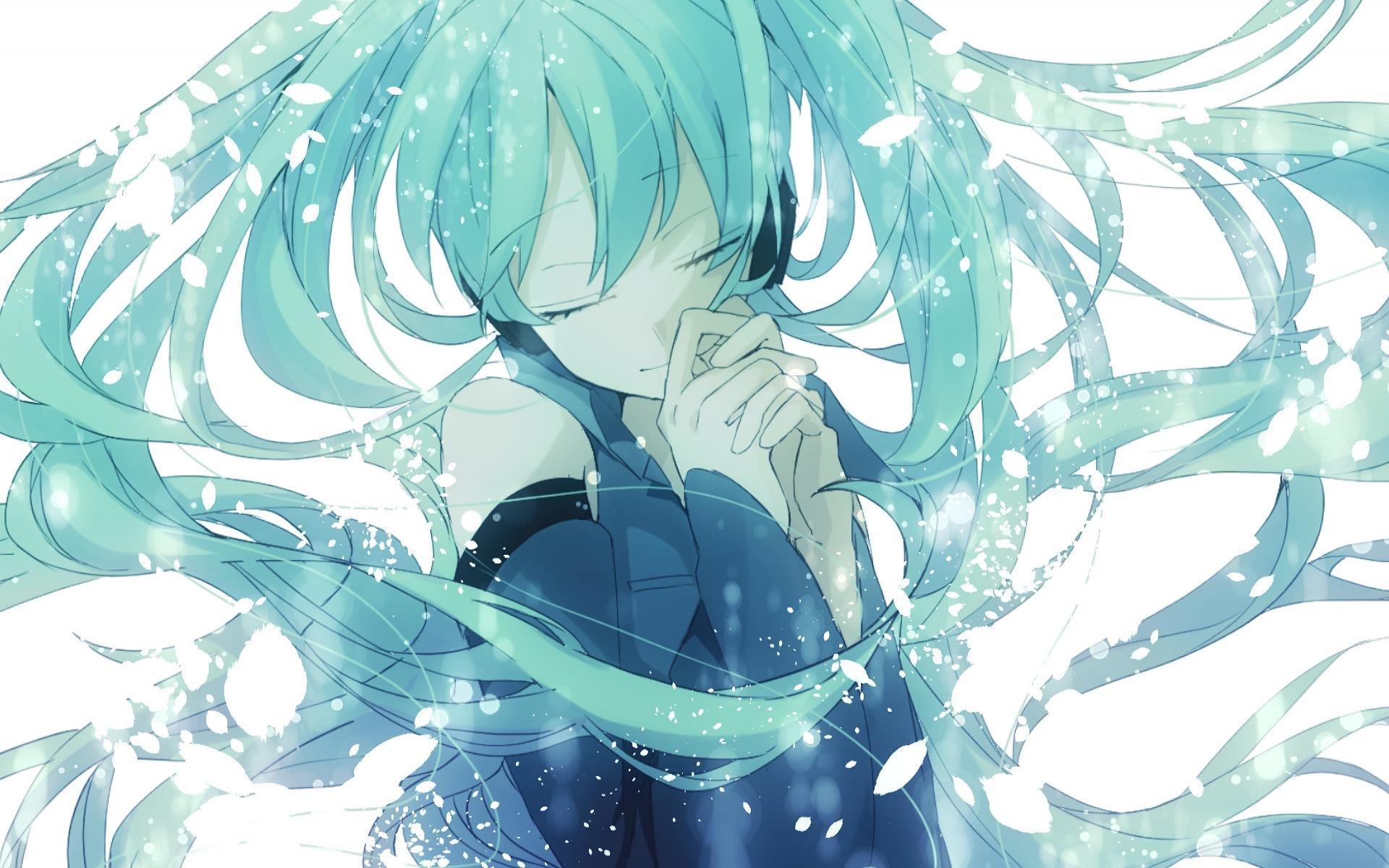 Best Hatsune Miku Wallpaper Id Hatsune Miku Anime