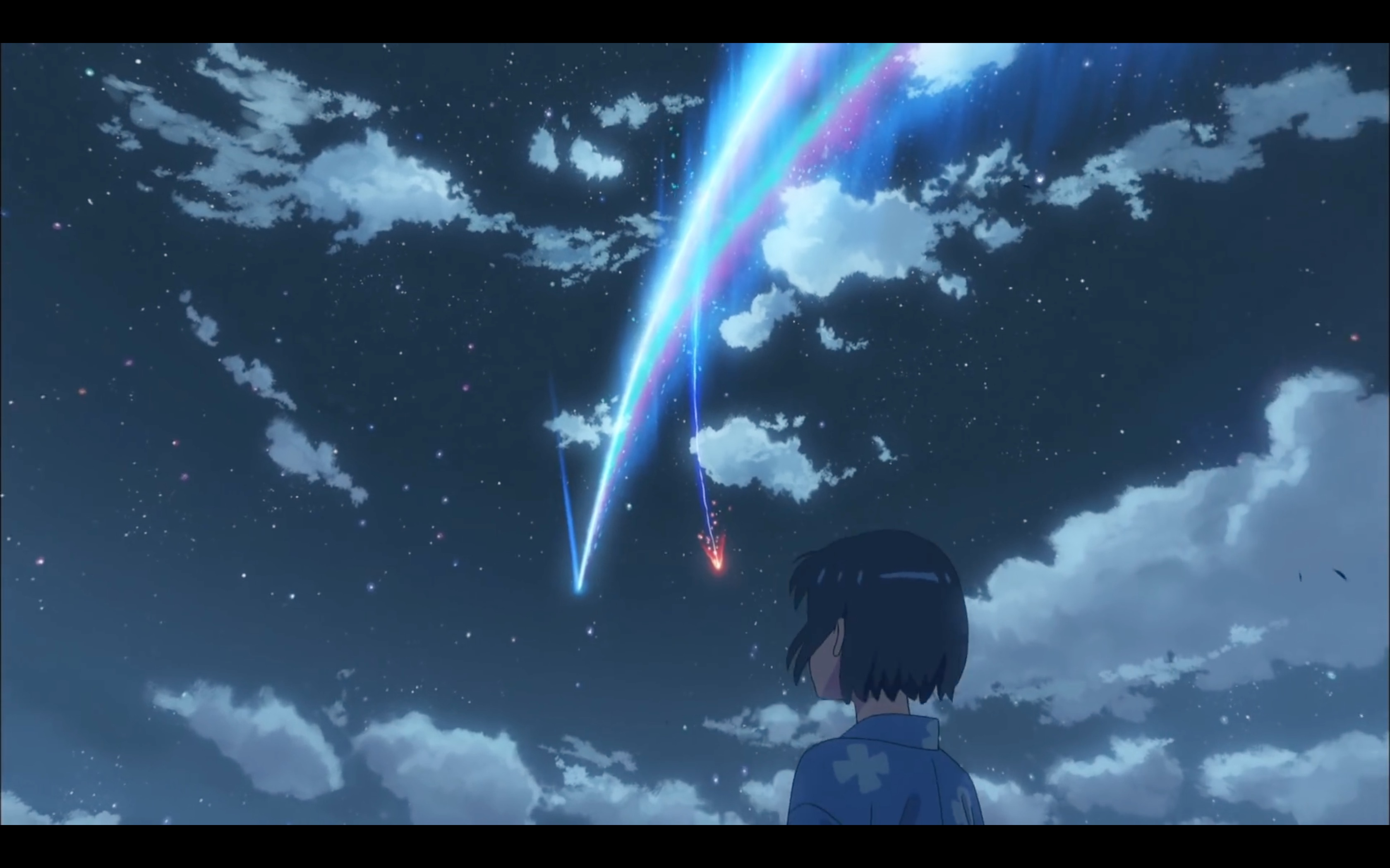 Your Name Anime Wallpaper , HD Wallpaper & Backgrounds