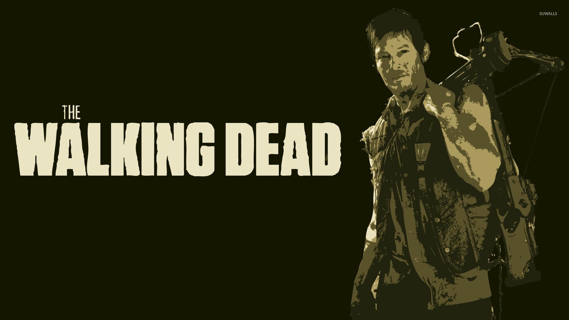 Rick Grimes From The Walking Dead Wallpaper Walking Dead Season