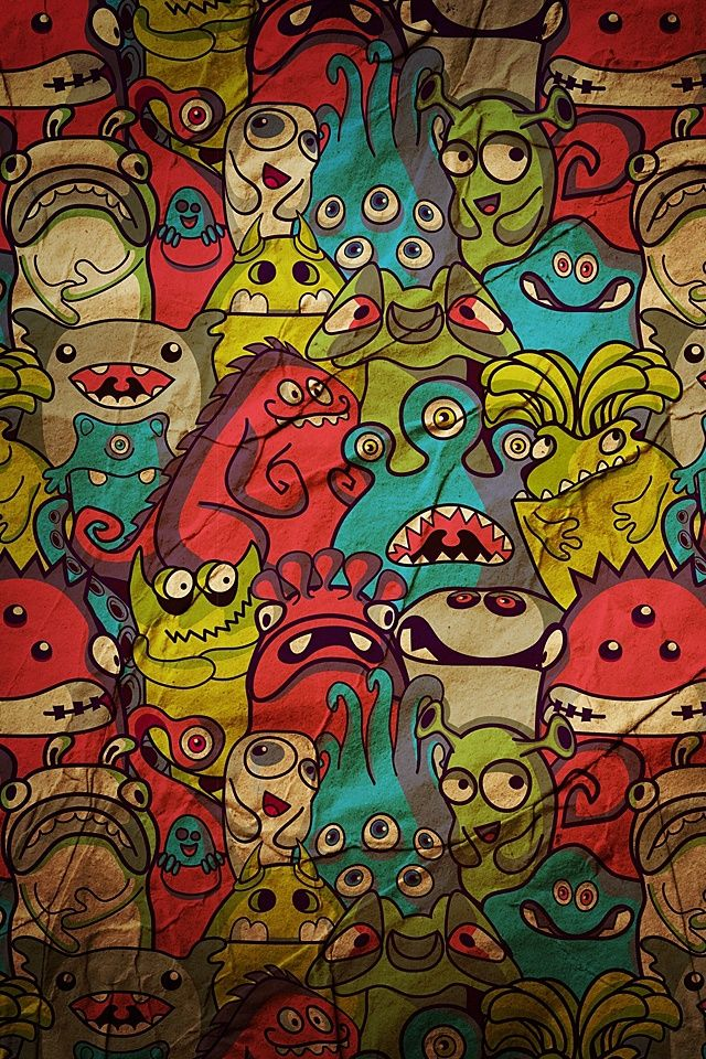 Doodle Wallpaper Wallpapers Pinterest Drawings Wall - Doodle Wallpaper Hd For Android , HD Wallpaper & Backgrounds