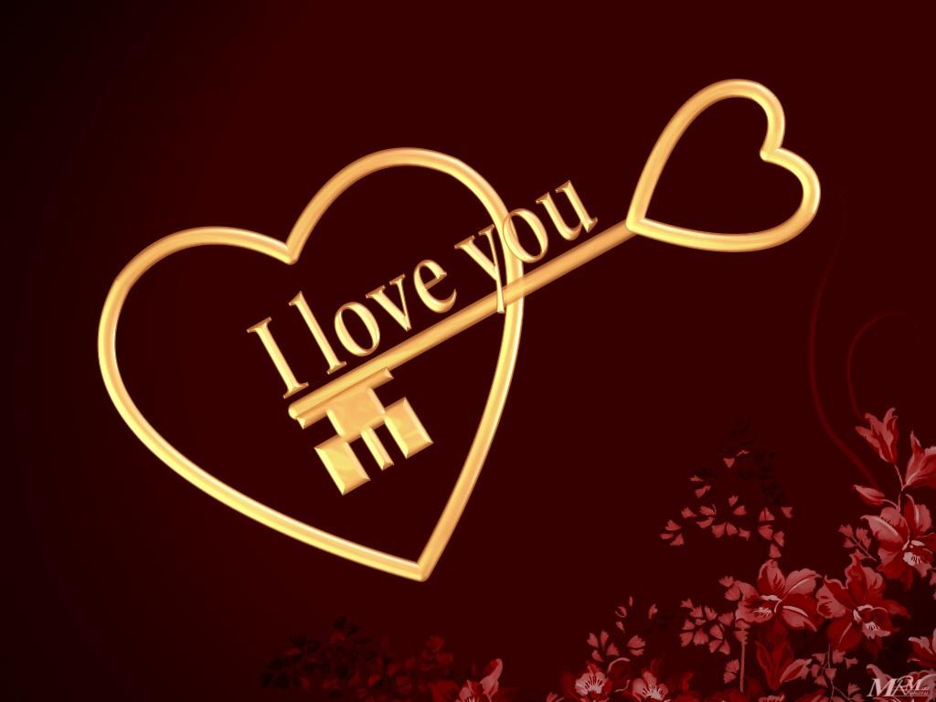 Good Afternoon Love Kiss HD Wallpaper