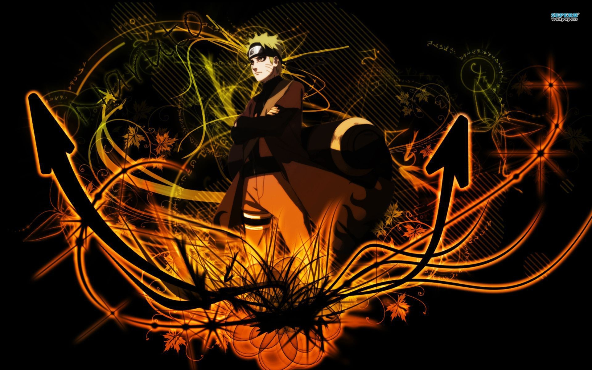 Wallpaper Hp Hd Keren - Sage Mode Wallpaper Naruto , HD Wallpaper & Backgrounds