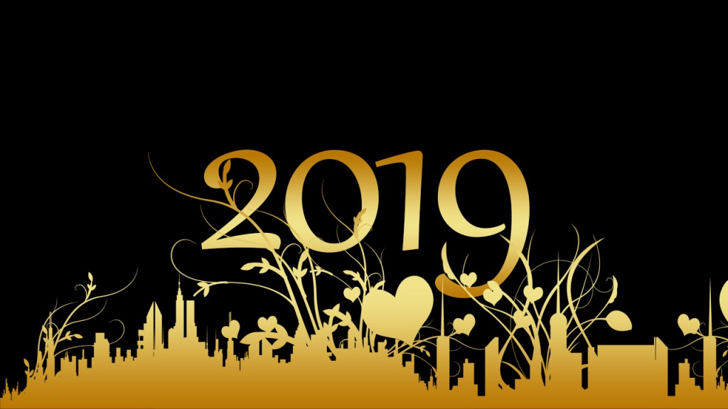 Happy New Year 2019 Whatsapp Dp And Images And Status