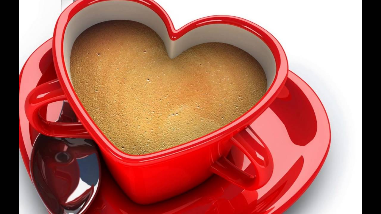Latest Sweet Love Wallpapers For Facebook Coffee Heart Mug