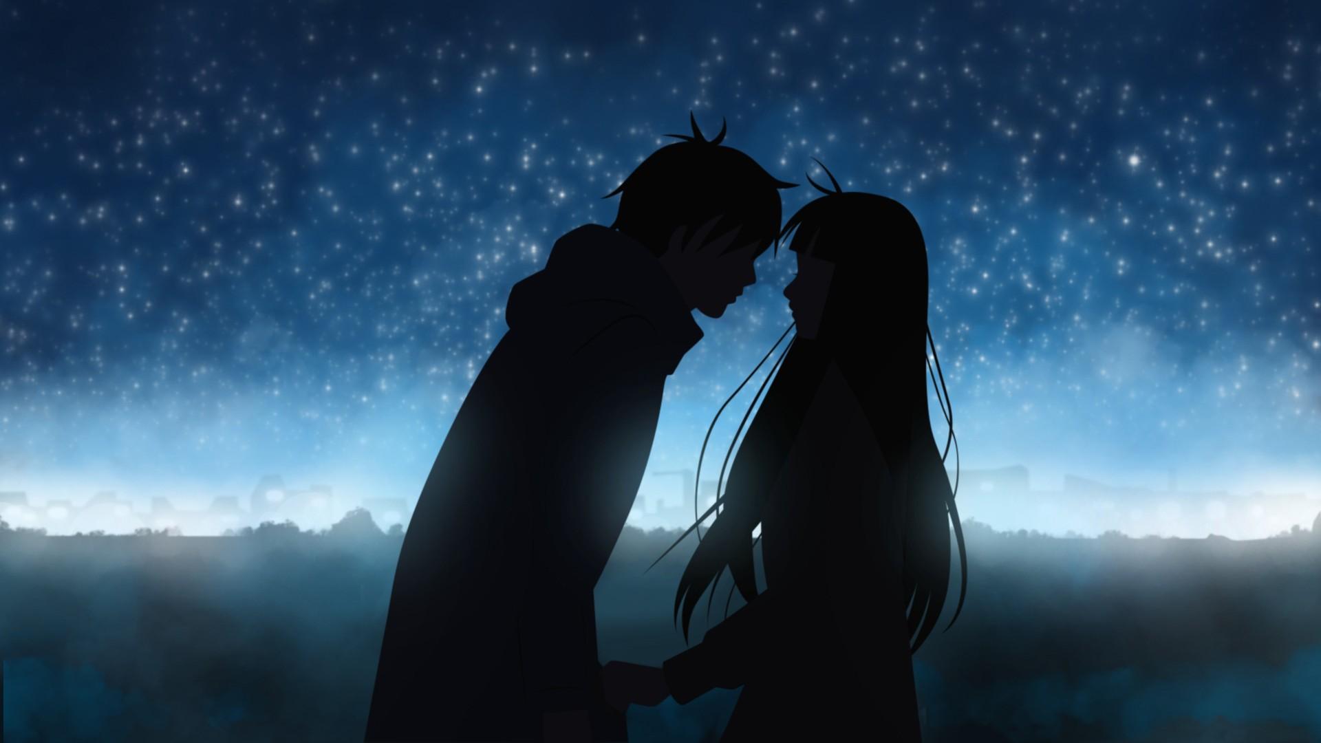 Romantic Anime Wallpaper Hd Desktop Wallpapers Cool Anime Couple