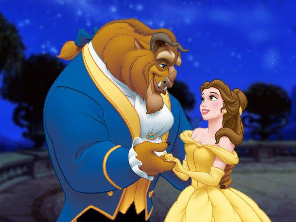 Beauty And The Beast Wallpapers Beauty And The Beast Round