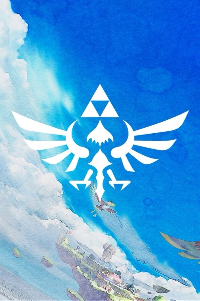 Mobile Phone The Legend Of Zelda Wallpapers Hd Desktop