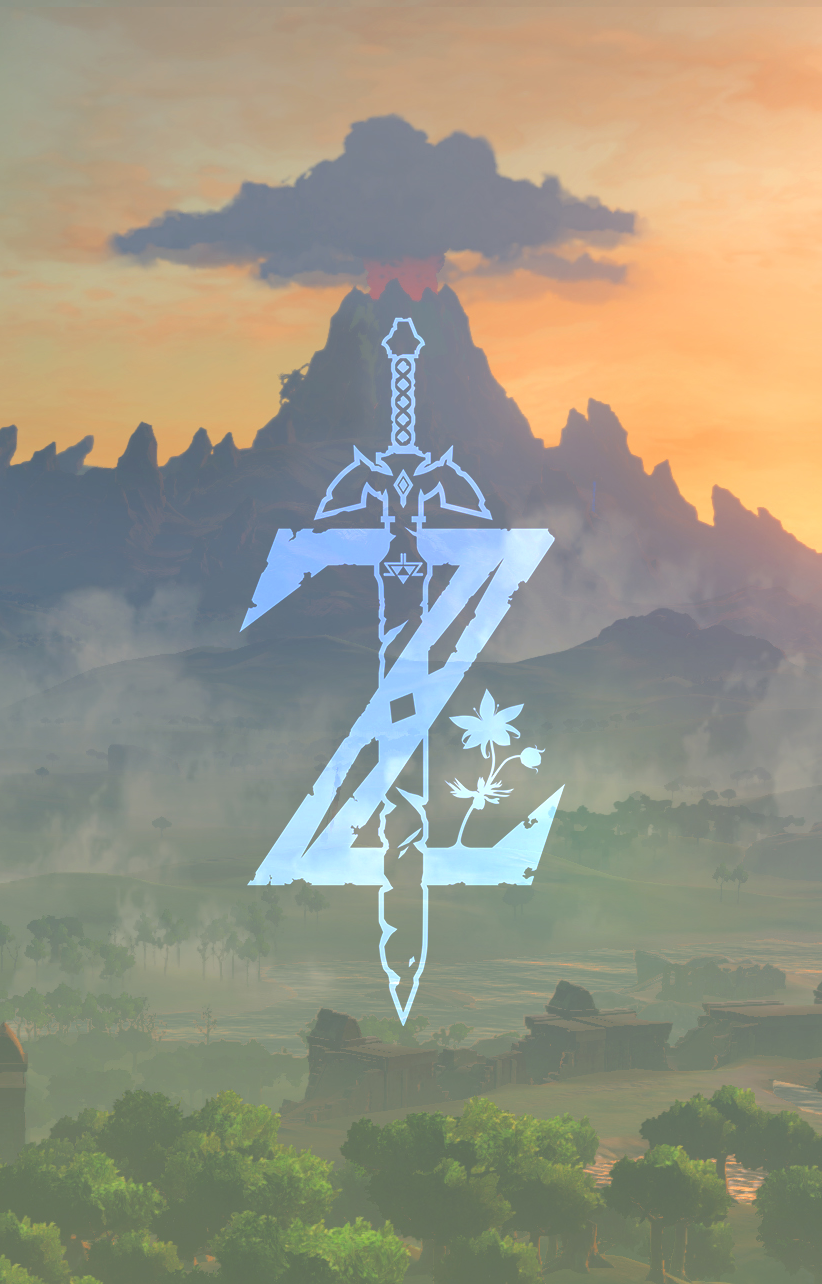 Zelda Botw Phone Wallpapers 300748 Hd Wallpaper Backgrounds