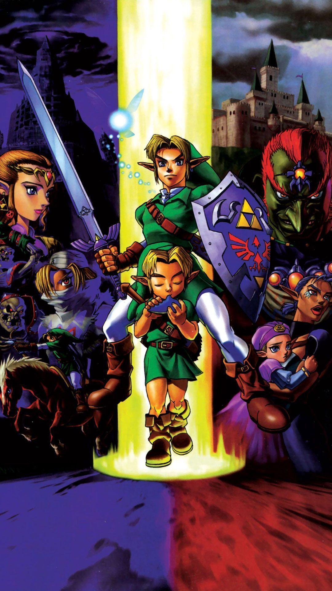 Zelda Phone Wallpaper 301343 Hd Wallpaper Backgrounds Download
