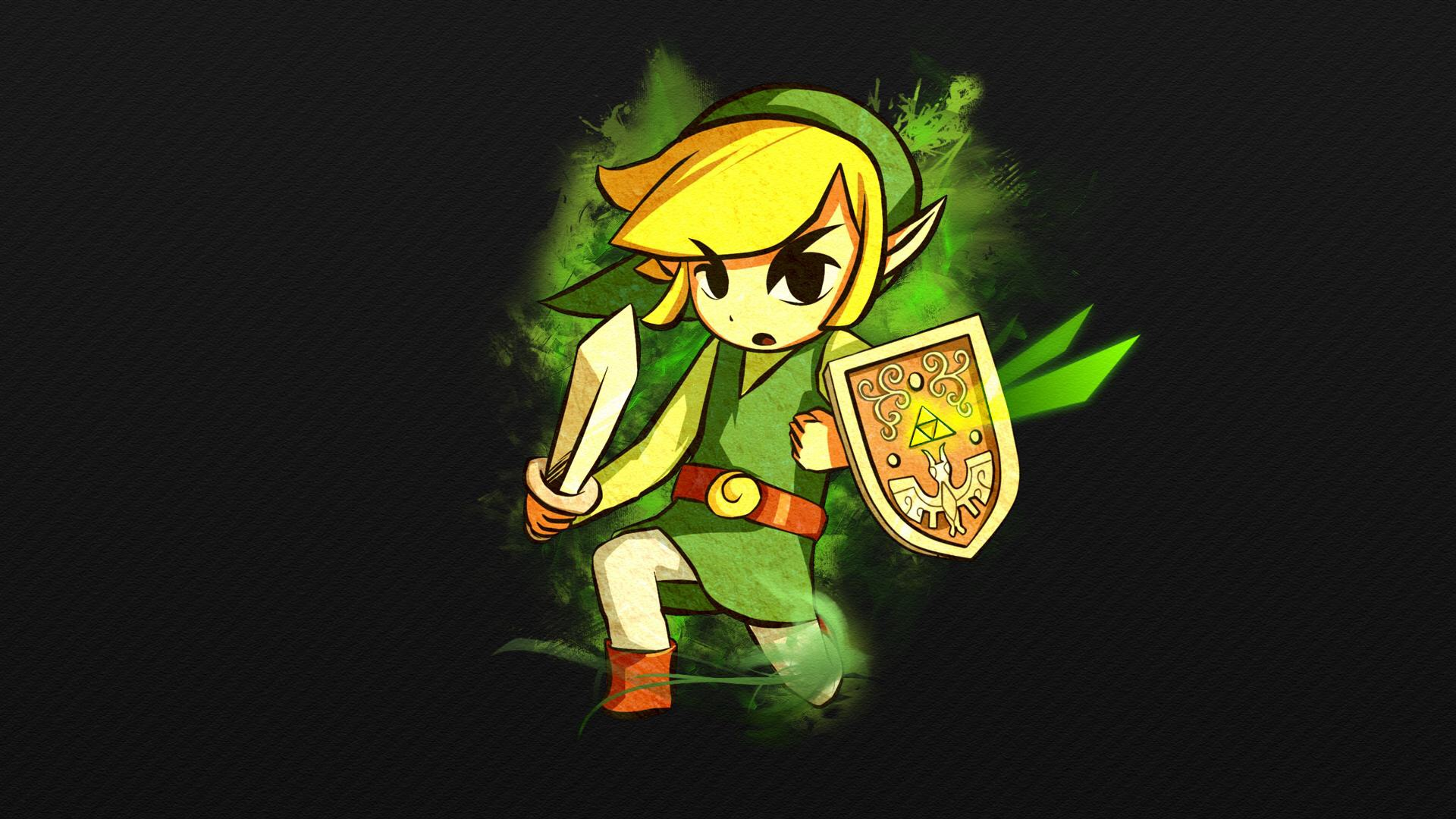 Zelda Hd Wallpaper Link Wallpaper Wind Waker 301430 Hd