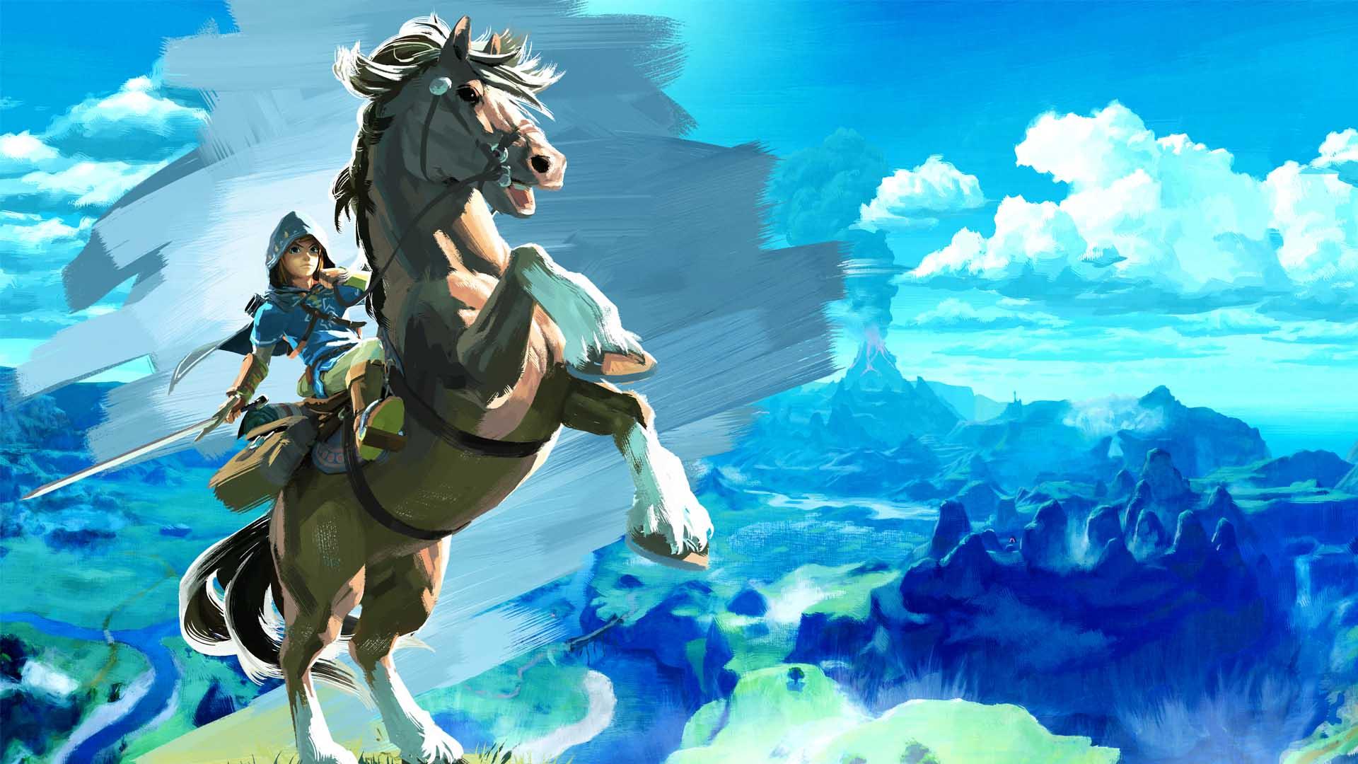 Breath Of The Wild Wallpaper Legend Of Zelda Breath Of The Wild