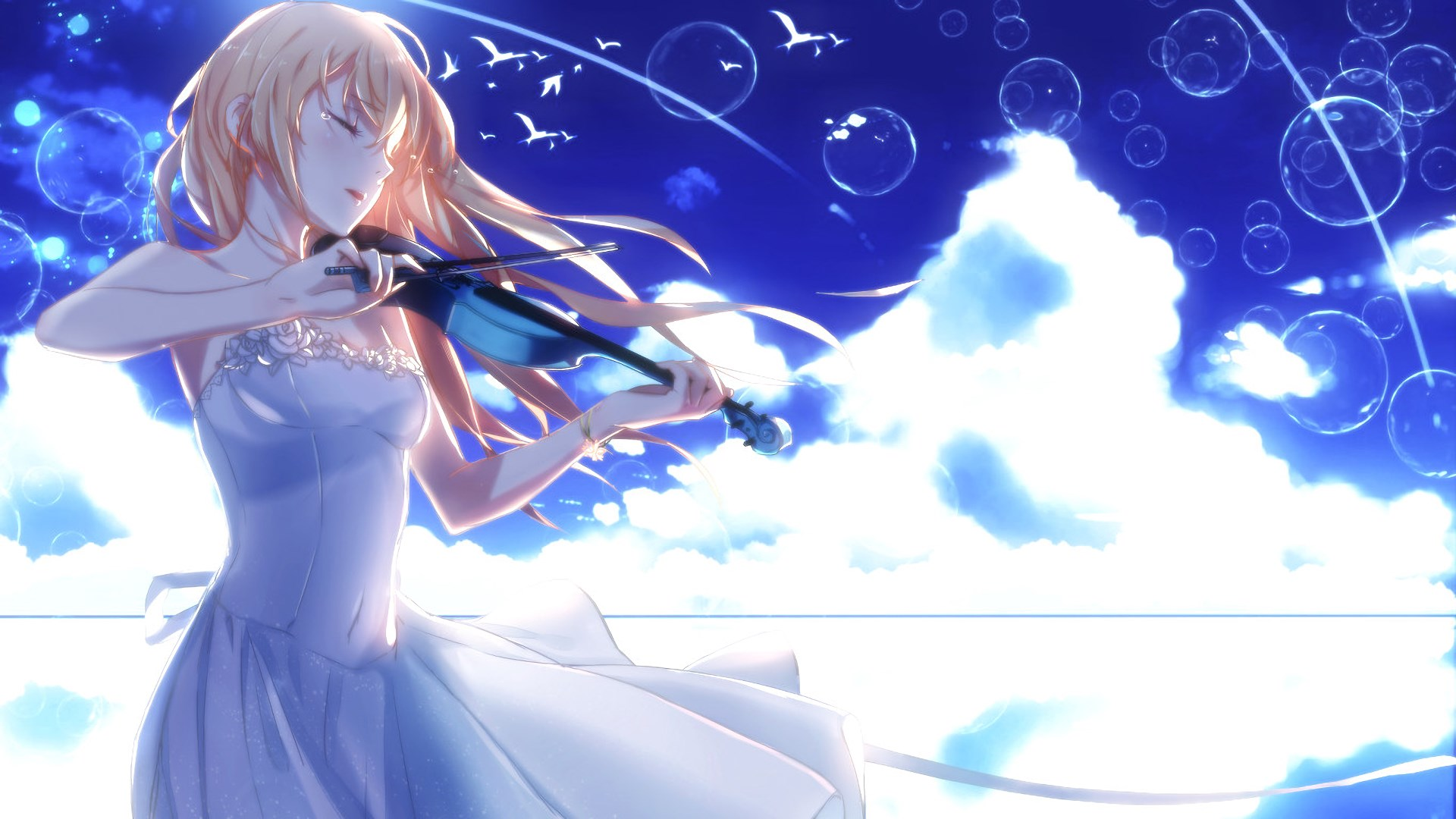 1920 1080 Free And Screensavers For Your Lie In April Your Lie