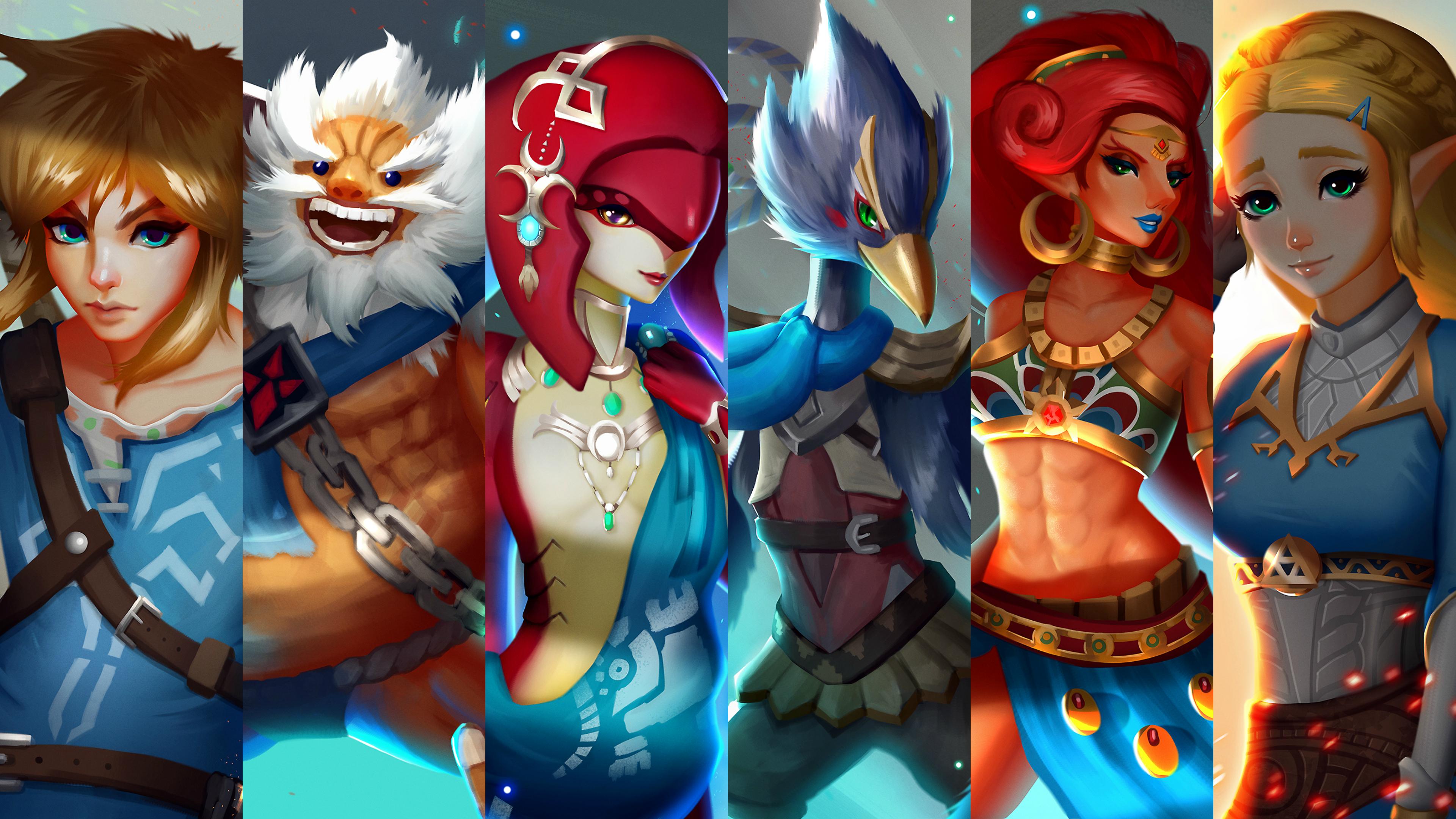 Legend Of Zelda 301921 Hd Wallpaper Backgrounds Download