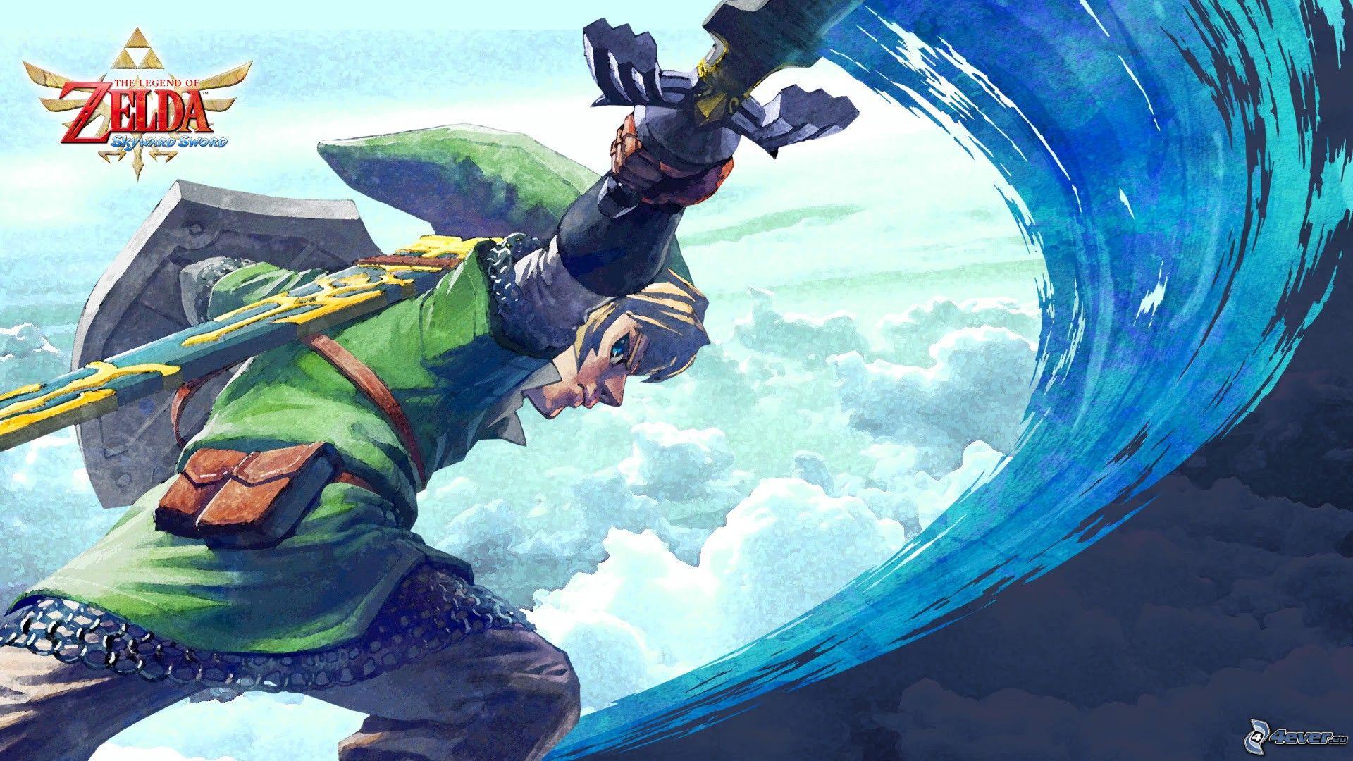 The Legend Of Zelda Pictures Legend Of Zelda Skyward Sword