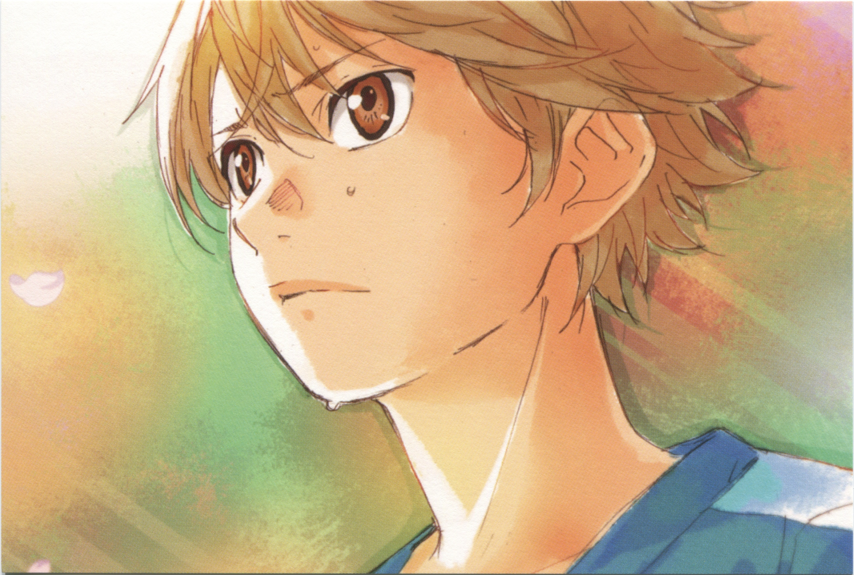 Download Wallpaper From Anime Your Lie In April With Ryota Watari 302175 Hd Wallpaper Backgrounds Download