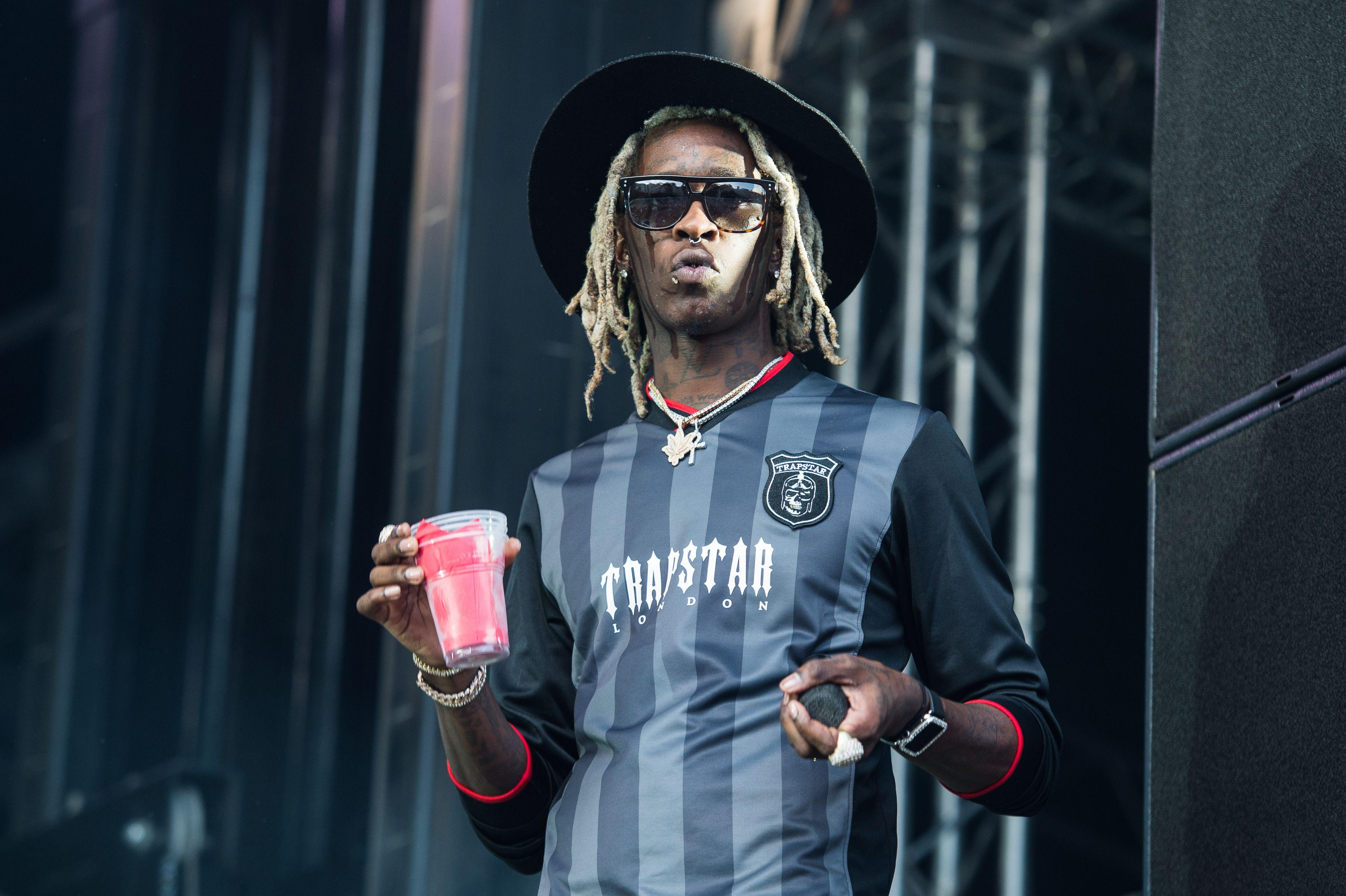 Young Thug Wallpapers Images Photos Pictures Backgrounds - Young Thug Trap Star , HD Wallpaper & Backgrounds