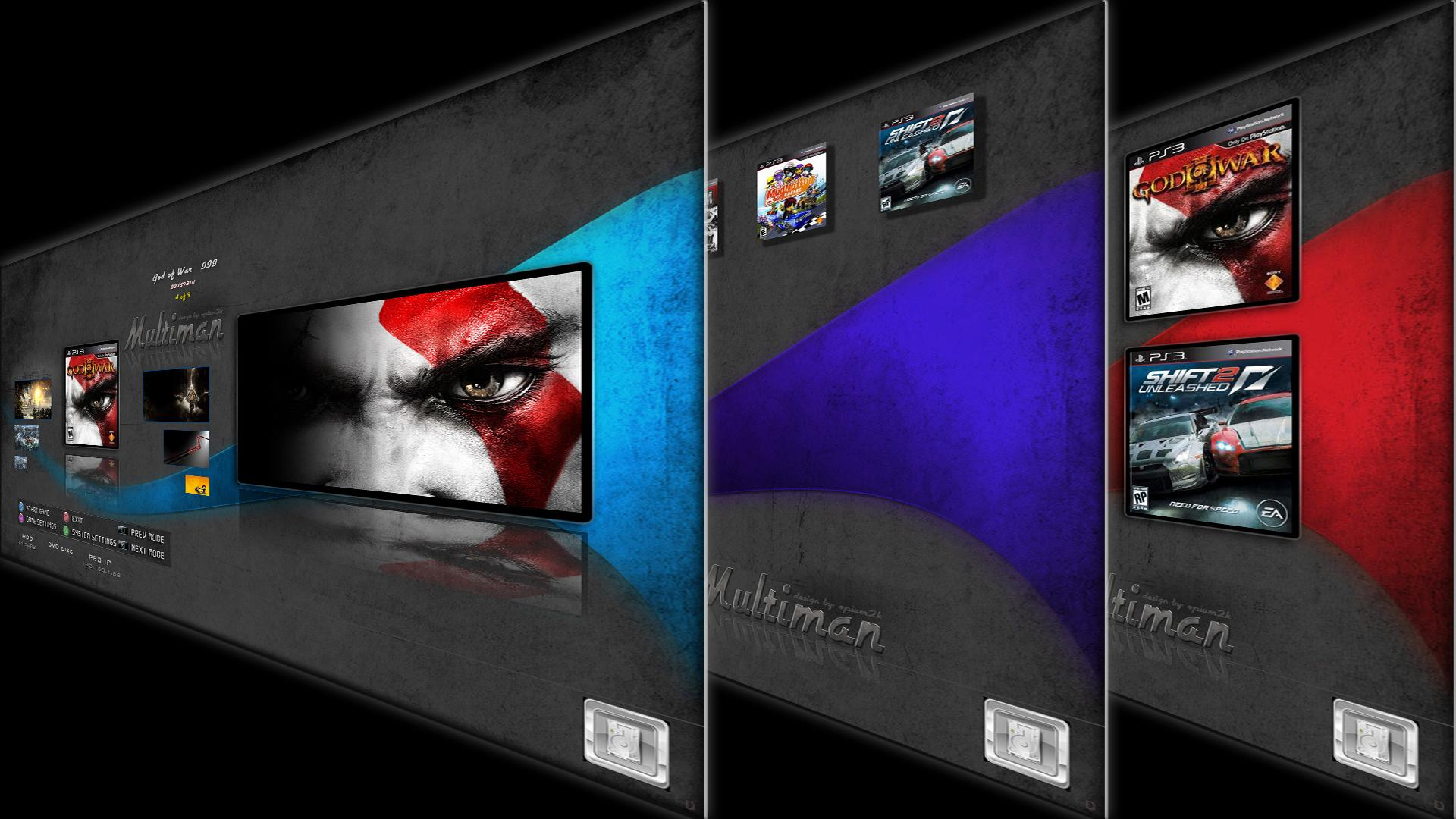 Free Ps3 Themes And Wallpaper 41 Free Modern Ps3 Wallpapers
