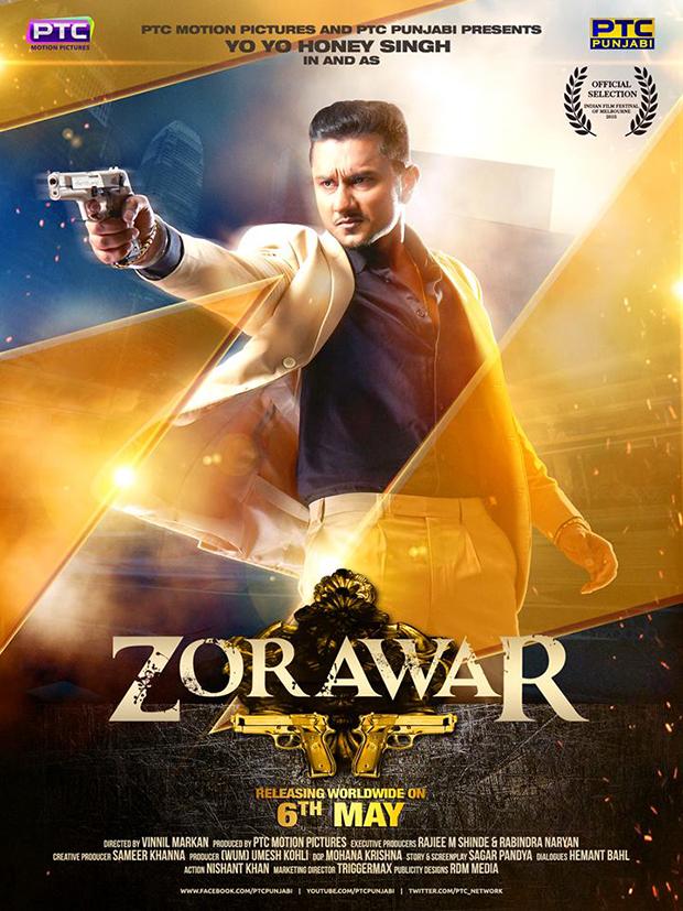 Yo Yo Honey Singh Poster , HD Wallpaper & Backgrounds