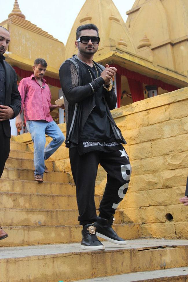 Yo Yo Honey Singh Dress , HD Wallpaper & Backgrounds