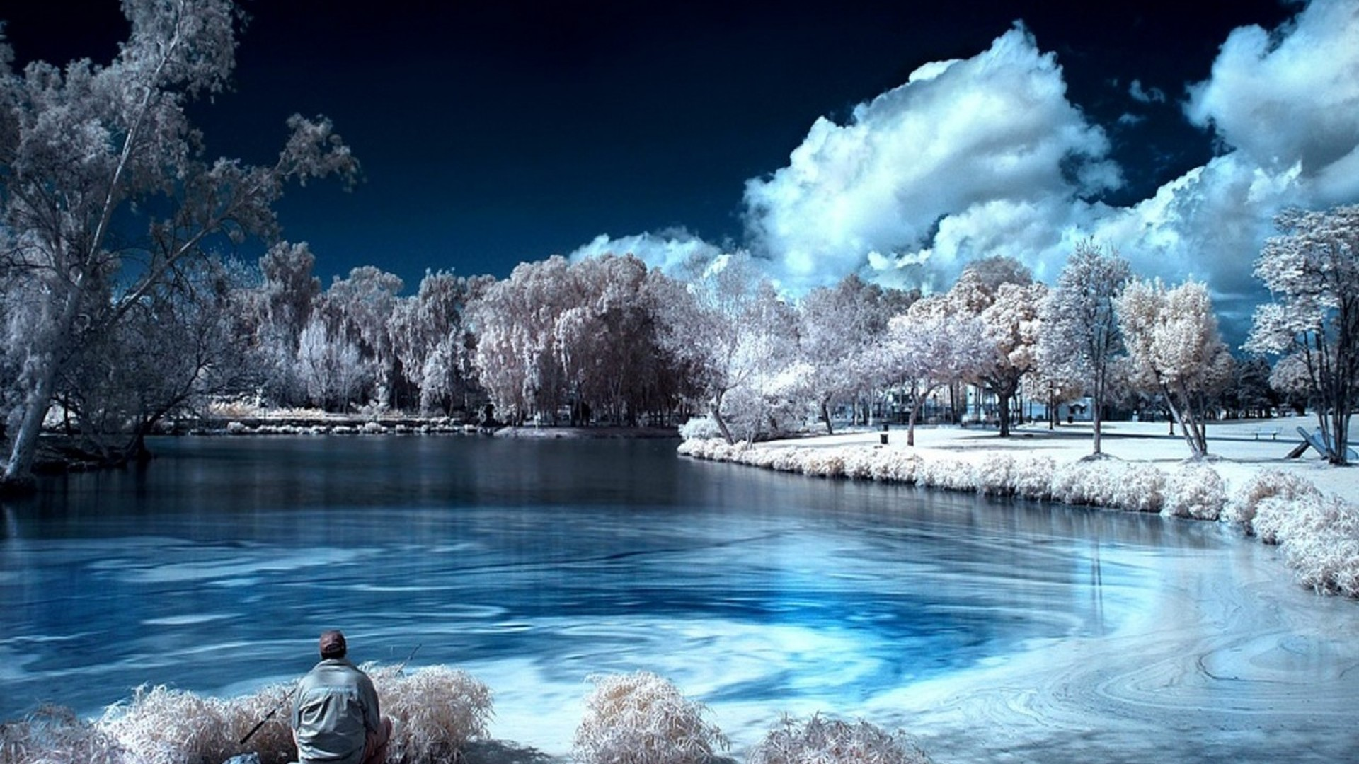 Beautiful Hd Wallpapers 1080p Infrared Photography 303997 Hd Wallpaper Backgrounds Download