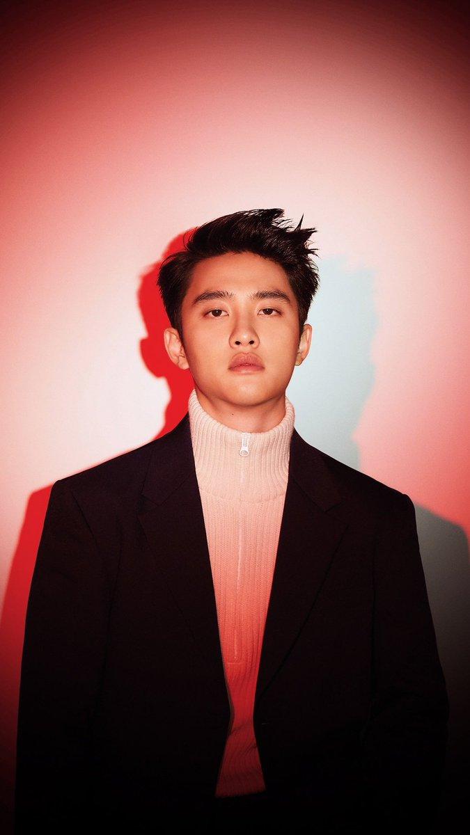 K Wallpaper & Gif On Twitter - Do Kyung Soo Exo , HD Wallpaper & Backgrounds