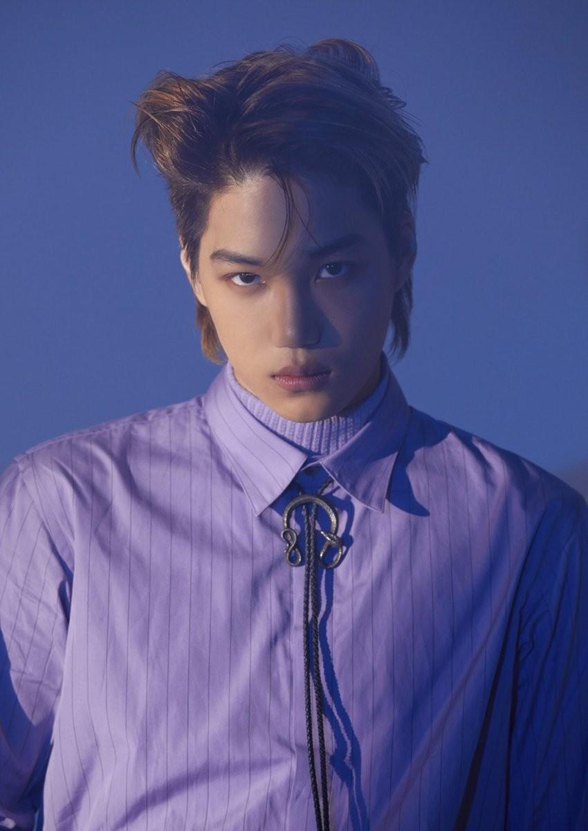 Kai Exo Wallpaper Hd - Kai Exo Photoshoot Love Shot , HD Wallpaper & Backgrounds