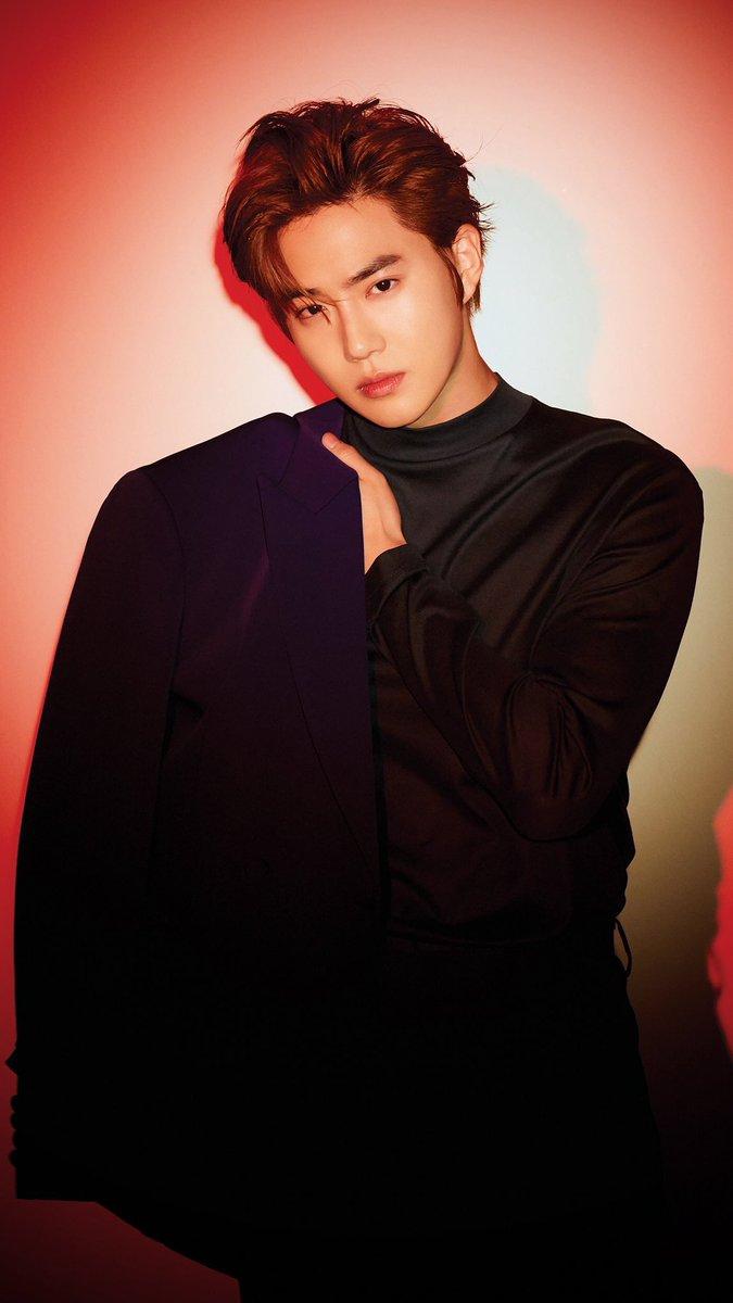 K Wallpaper & Gif On Twitter - Exo Love Shot Photoshoot , HD Wallpaper & Backgrounds